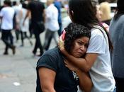 Almeno morti terremoto magnitudo Messico