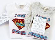 bodini magliette super eroi....