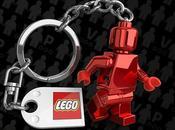 Portachiavi LEGO omaggio