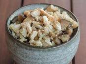 Riso integrale pesto, melanzane, sgombro briciole tarallo