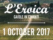 Domenica primo ottobre giorno dell'eroica Gaiole Chianti