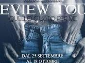 Review Tour: Quello giusto Natasha Madison