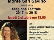 Teatro Verdi Monte Savino stagione 2017/18