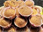Muffin variegati alla nutella, ricetta senza burro