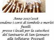 Corsi tombolo 2017/2018 Pozzuoli-Napoli