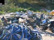 Rifiuti speciali abbondanati strada, denuncia Petilia Policastro