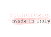 "Segnalazioni Made Italy: caccia. Theologia"" Alaisse Amehana"
