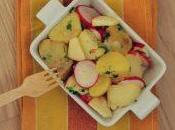 Insalata patate mela ravanelli