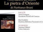 L'Oriente Pierfranco Bruni alla Biblioteca Nazionale Cosenza