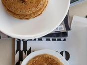 Pancakes integrali senza burro lattosio