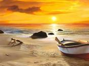 barca come allegoria della vita.