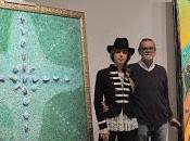 L'artista internazionale Miro Persolja l'allieva Francesca Provetti presentati dalla sapiente scrittura Angelo Bacci