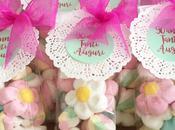 PARTY DECOR: Sacchettini marshmallow personalizzati compleanno davvero unico speciale...