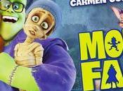 Gazzè Carmen Consoli doppiano Monster Family