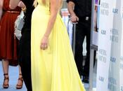 Kate Hudson alla premiere Something Borrowed Yellow Pink