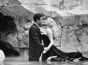 fontana Trevi nella Dolce Vita Fellini