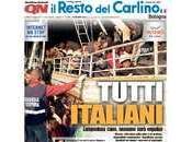 Rassegna stampa Resto Carlino. Tragedia Giro d'Italia Muore belga Weylandt Terribile schianto discesa VIDEO Dall'inviato Soccorsi