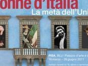 Donne d'italia. metà dell'unità