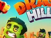 Dragon Hills devastante arcade base draghi zombie!