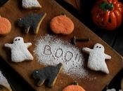 Biscotti alla zucca Halloween