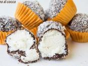 Bocconcini cioccolato ripieno cocco senza glutine