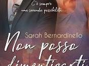 Anteprima: posso dimenticarti Sarah Bernardinello