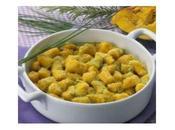 Gnocchi zucca gialla