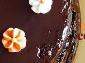 Torta Zucca Crema Cioccolato