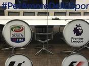 Serie Sport Diretta Giornata Palinsesto Telecronisti Calcio #NuovoInizio