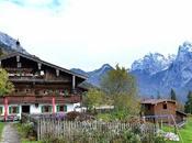 Escursione trekking Kaisertal Naunspitze Kufstein, camminare delle valli belle tutta l'Austria