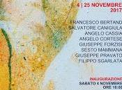 """luoghi dell'incontro"""", novembre collettiva d'arte alla Galleria Quadrifoglio"""