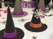 Facili decorazioni Halloween: cappello streghetta