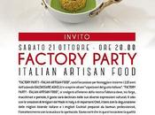 anni Pentole Agnelli Factory Party Italian Artisan Food