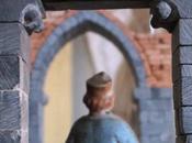 Costruzione 221: Porta salone muratura