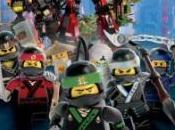 Lego Ninjago film Charlie Bean, Paul Fisher Logan: recensione