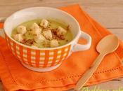 Crema broccolo romanesco, patate cannella
