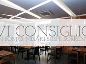 Consiglio Posto: Misaki Sushi Sorrento