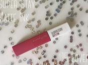 Super Stay Matte Maybelline Lover Review