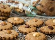 Biscotti nocciole farina castagne senza glutine