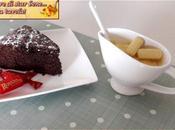 Torta paradiso cacao crema alle Rossana