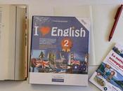 Quaderno delle regole d'inglese: Love English