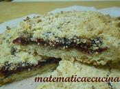 Torta Sbriciolata alla Marmellata Amarene
