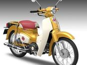 "Honda Super ""100th Millionth Commemorative Edition"" Concept Tokyo Motorcycle Show 2017"