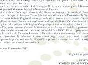 D-IOOC cresce diventa BEST-IOOC. Capaccio Paestum presentazione BEST-IOOC 2018