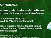 """Napoli. Casina Pompeiana. Conferenza """"Arte visiva esoterismo, alchimia simbolismo"""""""