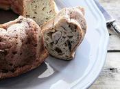 Ciambella salata porcini, parmigiano erbe aromatiche