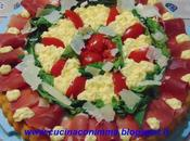 Crostata salata prosciutto modena
