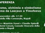 """Conferenza """"Arte visiva esoterismo, alchimia simbolismo"""". Casina Pompeiana, Napoli"""