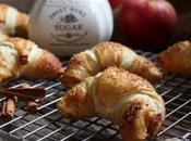 Croissant pasta sfoglia alle mele
