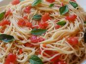 Spaghetti Pomodoro Crudo